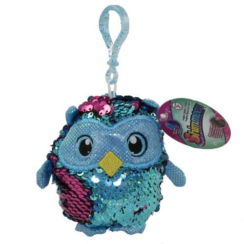 Shimmeez Clip On - Owl