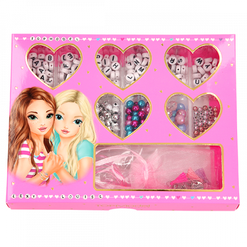 Depesche Top Model Bead Set Bracelets