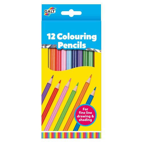 Galt 12 Colouring Pencils