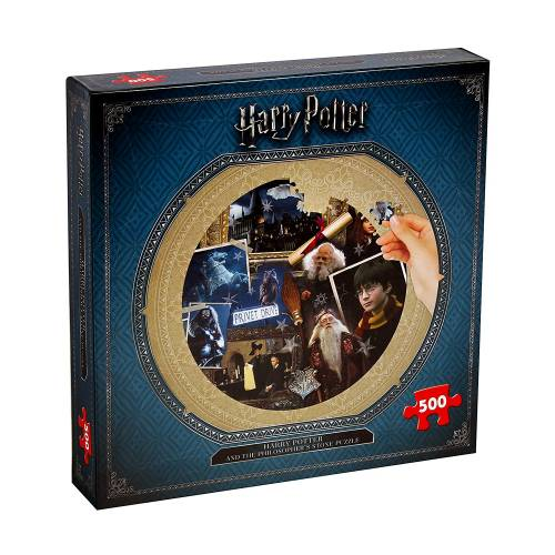 Harry Potter Philosopher's Stone 500 Piece Jigsaw Puzzle