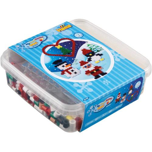 Hama Beads Maxi 8749 Christmas Gift Tub