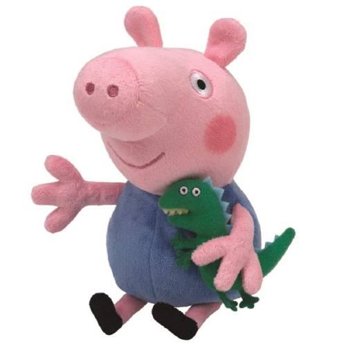 Ty Beanie Babies George Pig