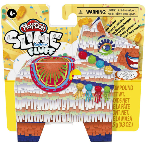Play-Doh Slime Feathery Fluff Whimsical Llama