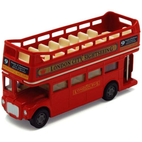 Motor Max London Open Top Bus