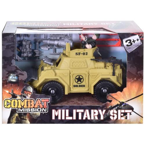 Combat Mission Military Set - Car