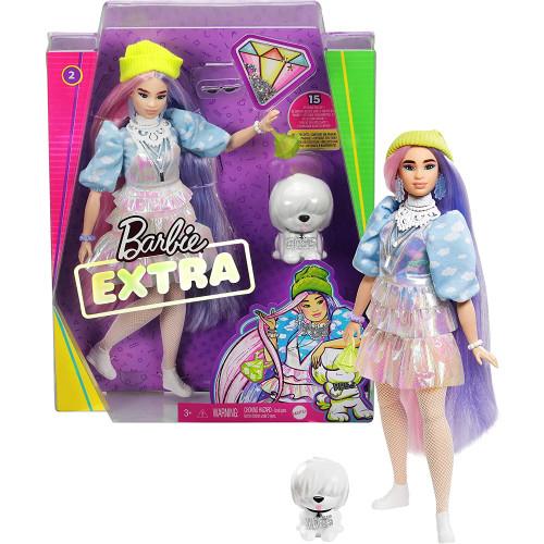 Barbie Extra Doll & Pet 2
