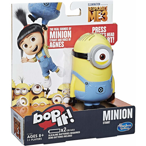 Bop It! Despicable Me Minion