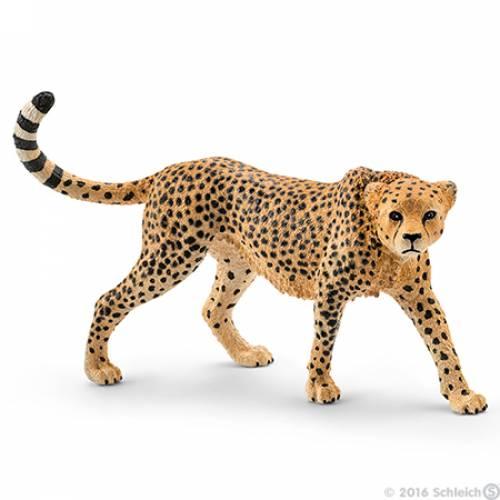 Schleich Wild Life 14746 Cheetah Female
