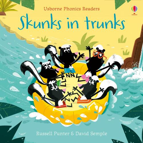 Usborne Books - Skunks in Trunks