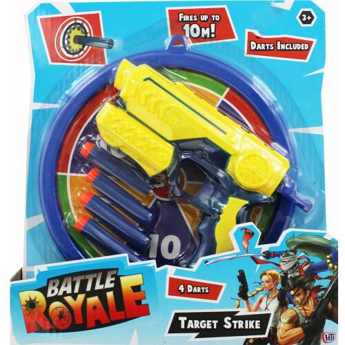 Battle Royale Target Strike