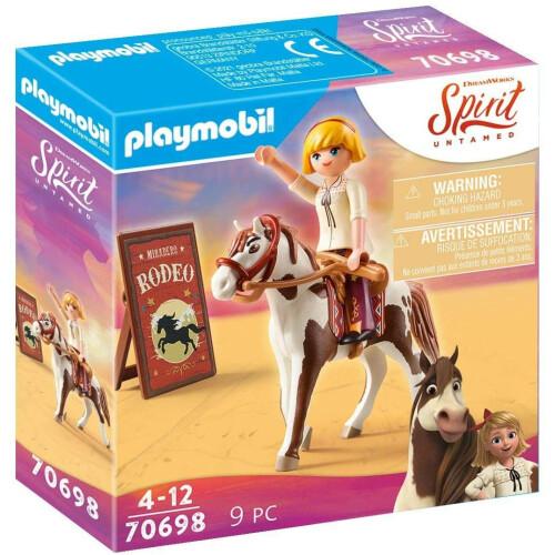 Playmobil Spirit Untamed 70698 Rodeo Abigail