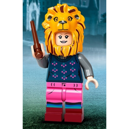 Lego 71028 Harry Potter Minifigure Series 2 - Luna Lovegood