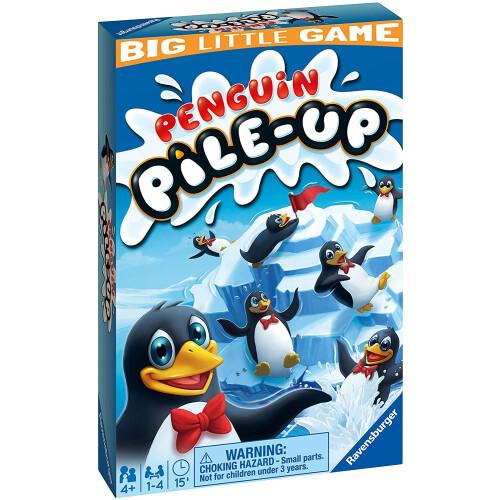Ravensburger Travel Game Penguin Pile-up