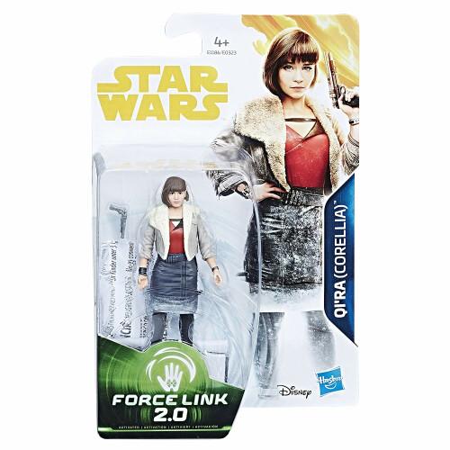 Star Wars Force Link 2.0 Figure - Qi'Ra (Corellia)