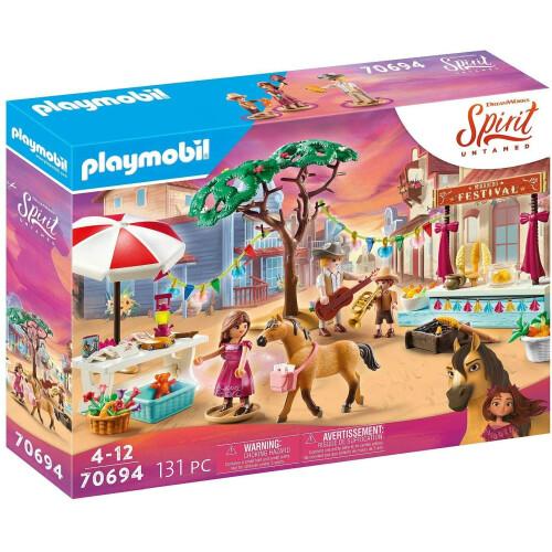 Playmobil Spirit Untamed 70694 Miradero Festival