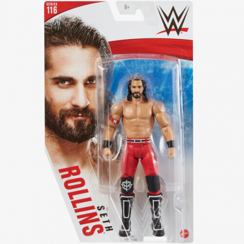 WWE Action Figure - Series #116 - Seth Rollins