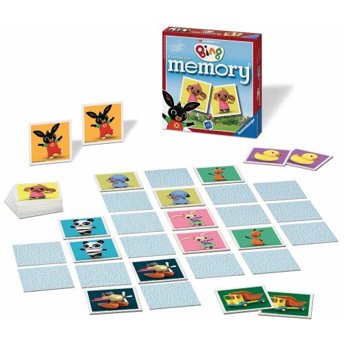 Ravensburger Mini Memory Game Bing
