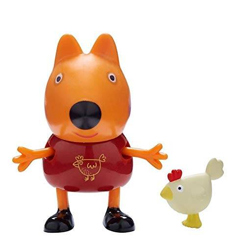 Peppa Pig Pals and Pets - Freddy Fox & Chicken
