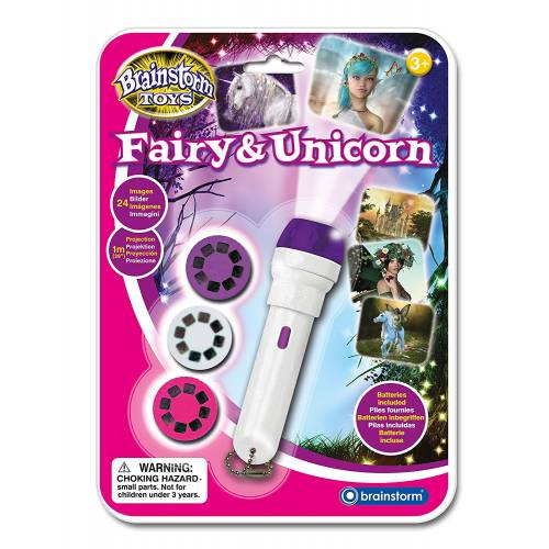Brainstorm Toys Fairy & Unicorn Torch and Projector
