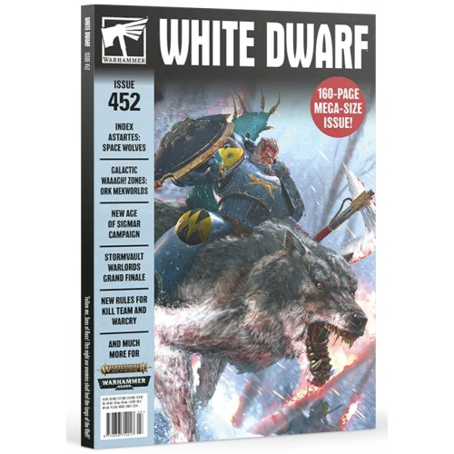 Warhammer - White Dwarf Issue 452
