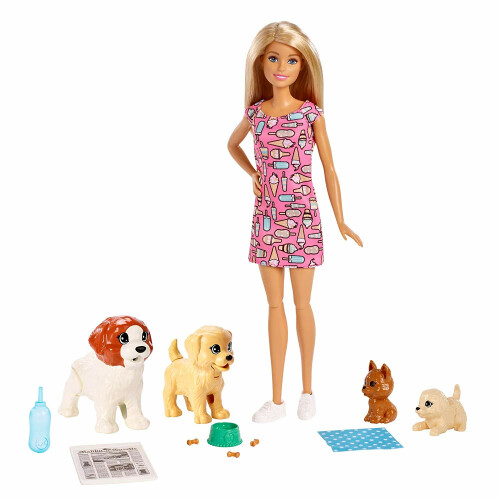 Barbie Doggy Daycare Doll