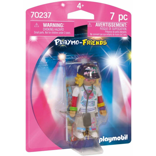 Playmobil 70237 Playmo-Friends Rapper