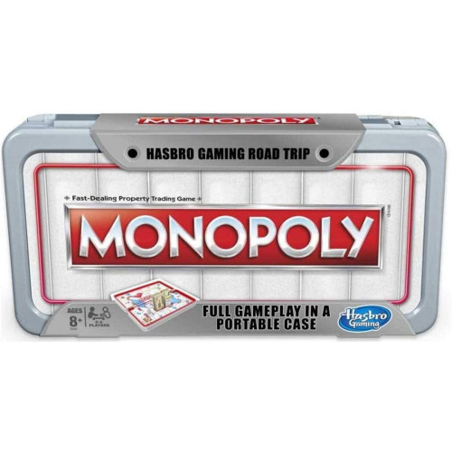 Hasbro Gaming Road Trip - Monopoly