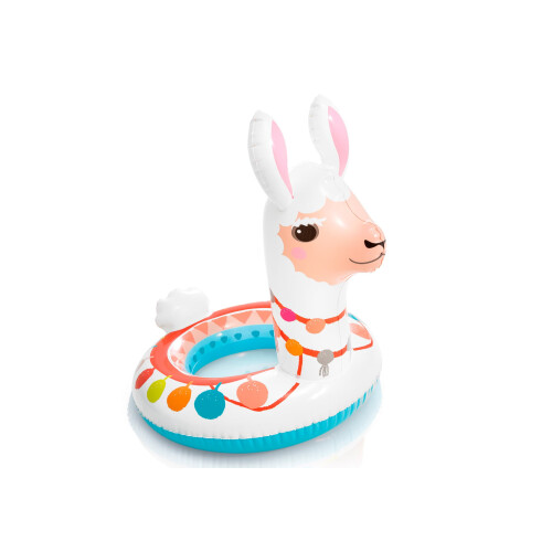 Intex Inflatable Alpaca Swim Ring