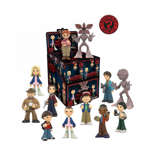 Funko Mystery Minis Blind Box Stranger Things