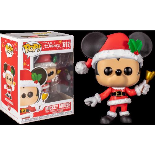 Funko Pop Vinyl - Disney - Holiday Mickey Mouse 612