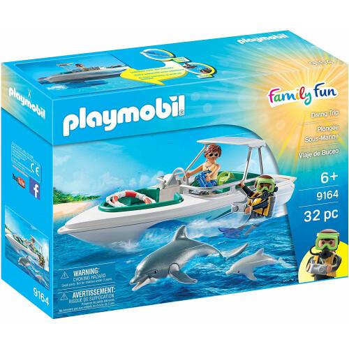 Playmobil 9164 Family Fun Diving Trip