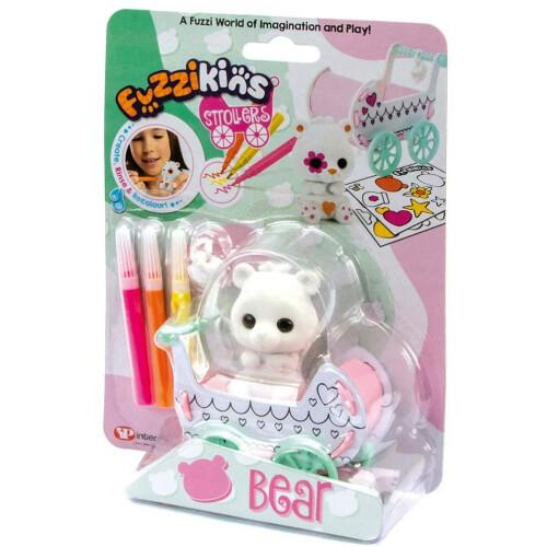 Fuzzikins Bear