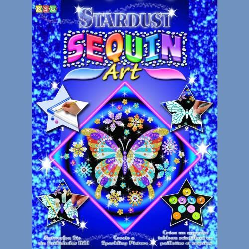 Sequin Art - Stardust