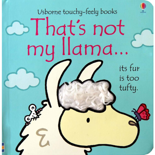 Usborne Books - That's Not My Llama...