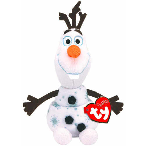 Ty Frozen 2 - Beanie Babies Olaf