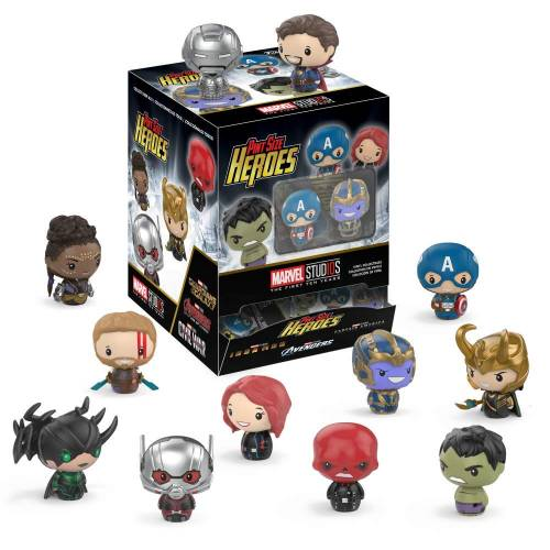 Funko Pint Size Heroes Marvel Studios