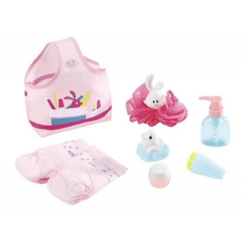 Baby Born Bath Time Wash & Go Set