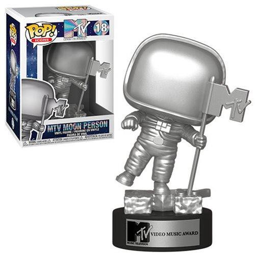 Funko Pop Vinyl - MTV Moon Person - 18