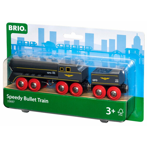 Brio 33697 Speedy Bullet Train