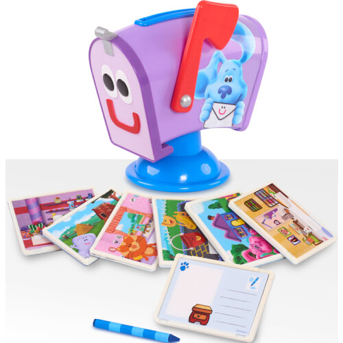 Blues Clues & You - Mail Time With Mailbox