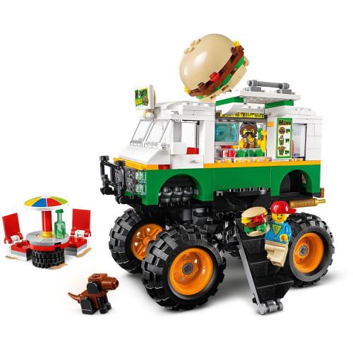 Lego 31104 Creator Monster Burger Truck