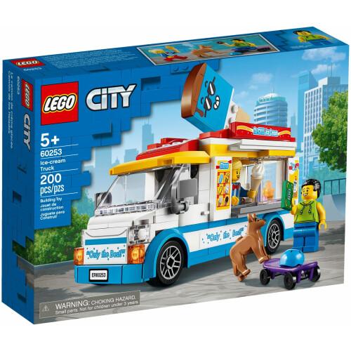 Lego 60253 City Ice-Cream Truck
