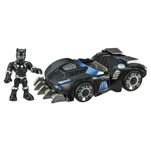 Marvel Super Hero Adventures - Black Panther Road Racer
