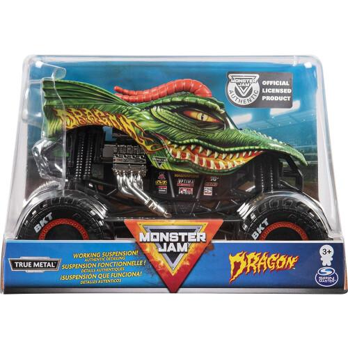 Monster Jam 1:24 - Dragon