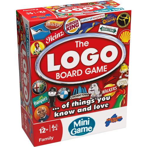 Mini Games - The Logo Board Game
