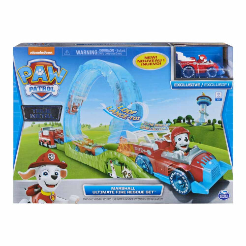 Paw Patrol - Marshall Ultimate Fire Rescue Set