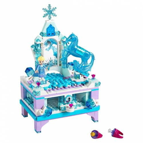 Lego 41168 Disney Frozen 2 Elsa's Jewelry Box Creation