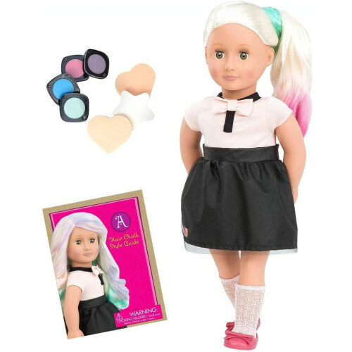 Our Generation Amya With Flying Colours Doll