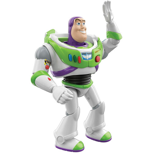 Disney Pixar Interactables Figure - Buzz Lightyear