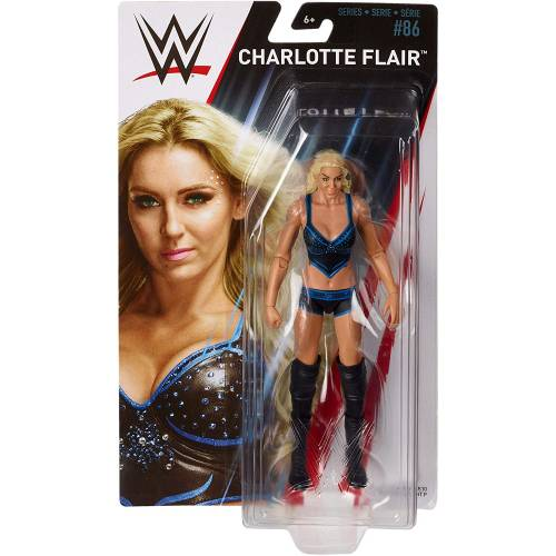 WWE Action Figure - Series #86 - Charlotte Flair
